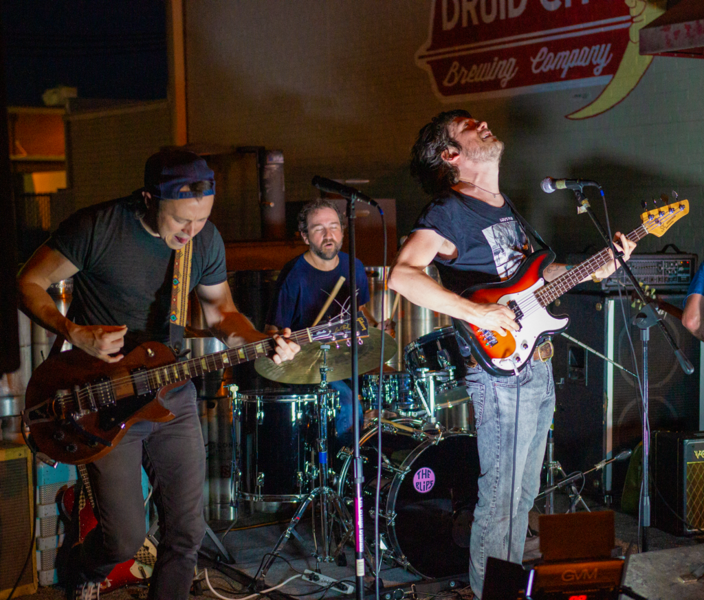 The Blips rock out Druid City Brewing Co. + more Tuscaloosa shows on our radar