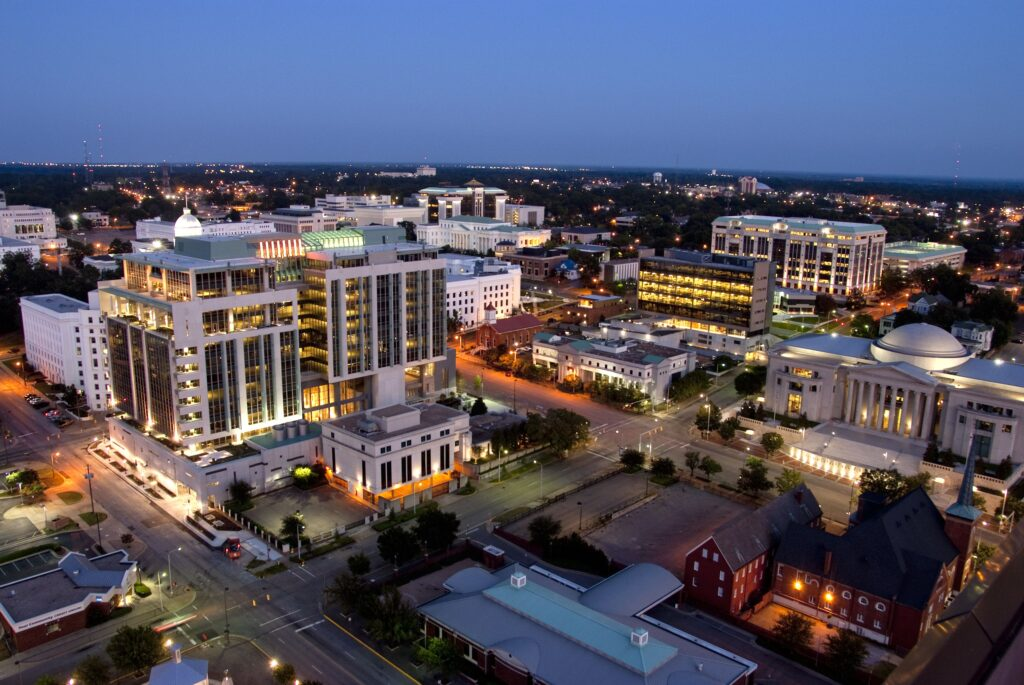 Montgomery honored as one of 50 most innovative cities globally