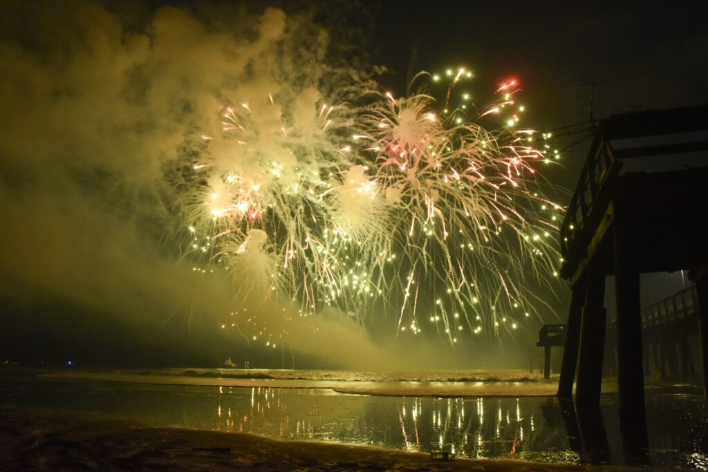 Four ways to celebrate the Fourth out on the Gulf Coast