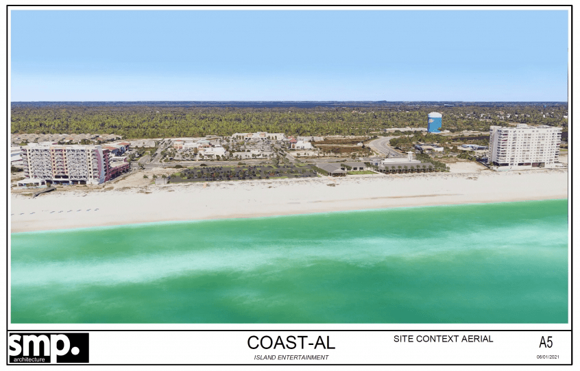 All about the Orange Beach M investment to expand beachfront access