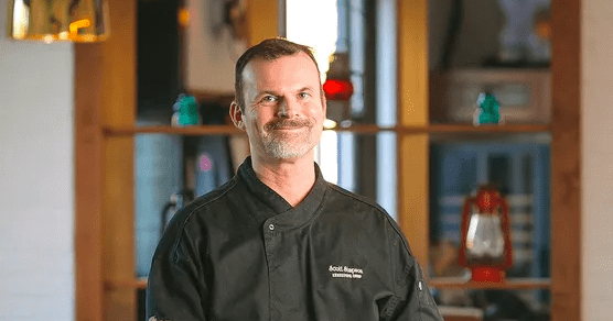 Auburn Chef Scott Simpson to battle for the title of King of American Seafood