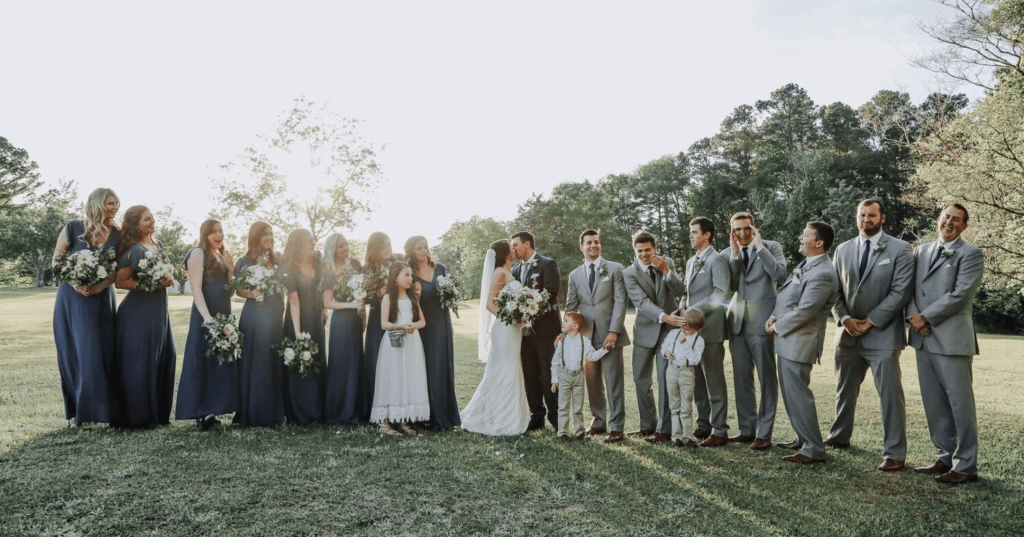 5 beautiful wedding venues in Auburn & Opelika to check out before your big day