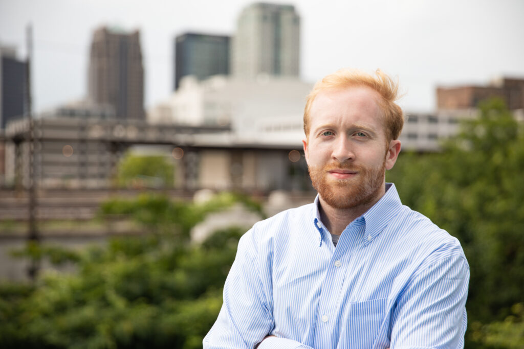 An online Master of Accountancy program led this man to an exciting new career opportunity—here's why