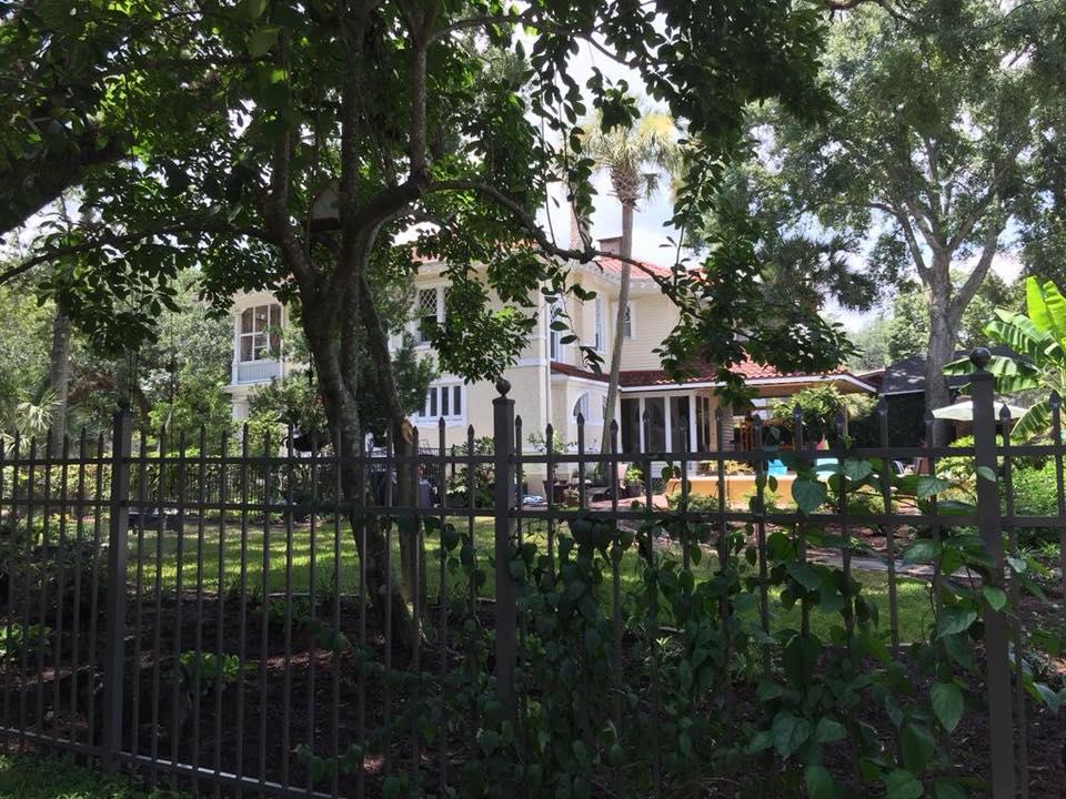 Explore Mobile's unique Historic Districts: Oakleigh Garden