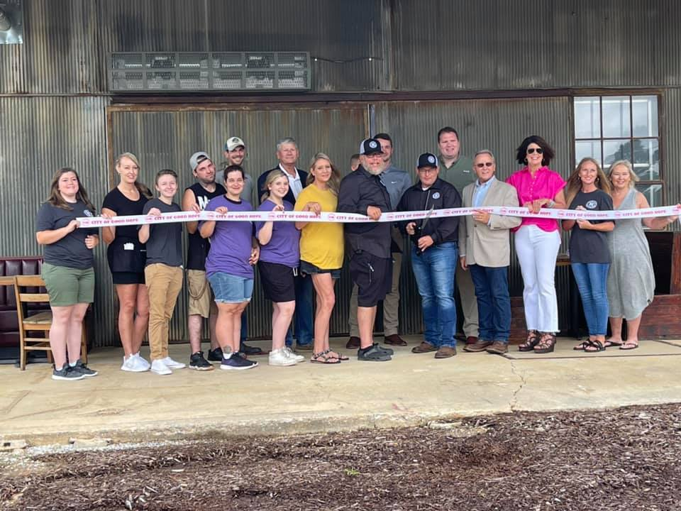 New restaurant & entertainment hub, The Stash House, opens in Good Hope