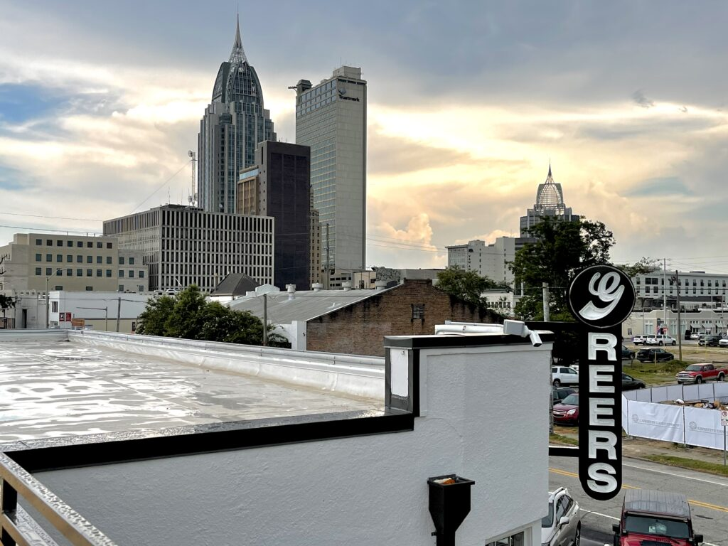 2 ways you can experience rooftop dining in Mobile