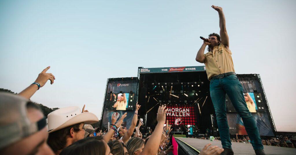 See Luke Combs, Miranda Lambert and more at Rock the South, August 13 & 14