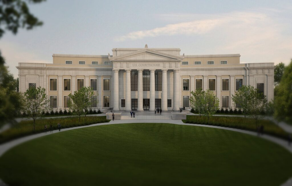 Birmingham construction firm lands .8M contract for new Huntsville Courthouse