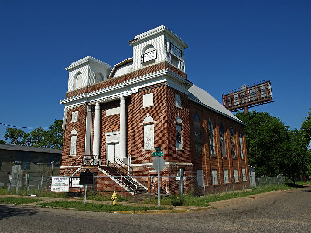 Check out how Montgomery's remarkable Mt. Zion Church is becoming a museum