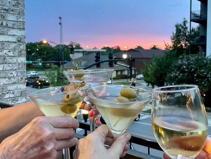 Check out Huntsville's views with cocktails—5 spectacular spots