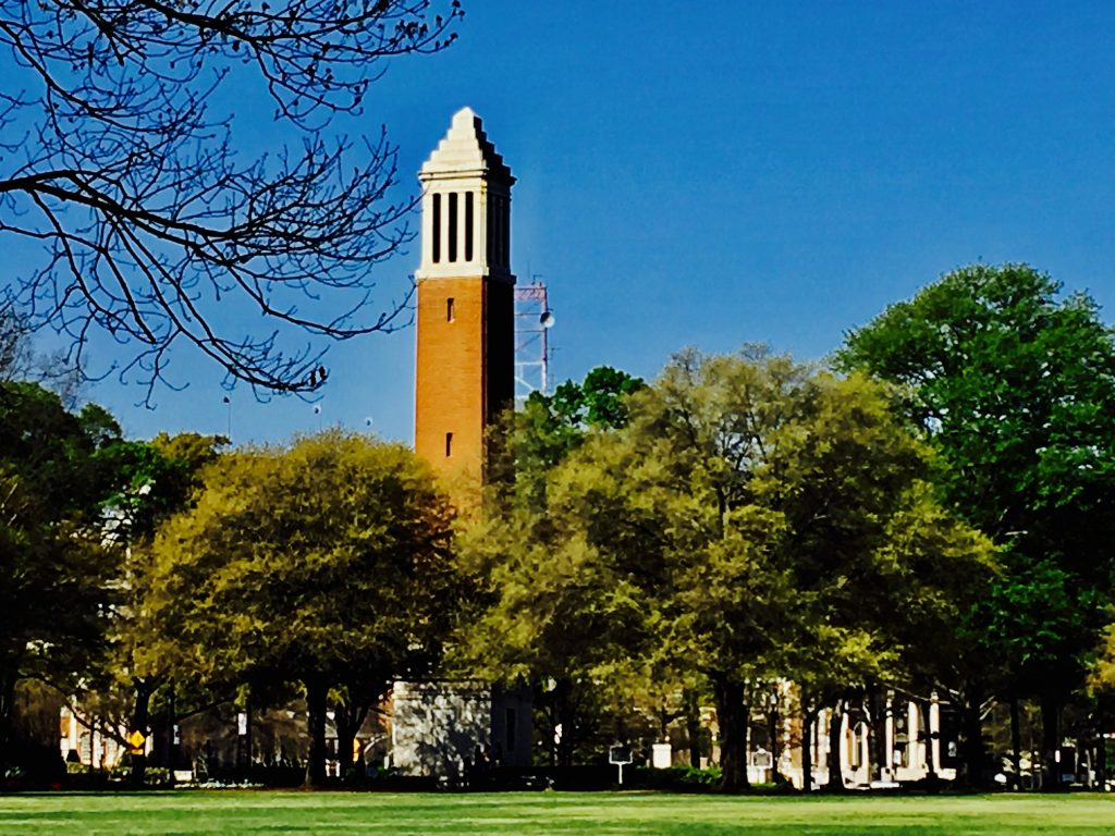 The University of Alabama votes for new names for 2 buildings, bringing the total to 5