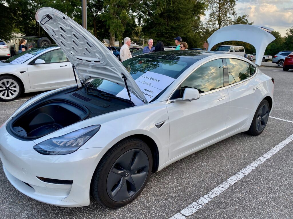 Auburn University hosts first ever National Drive Electric Week event