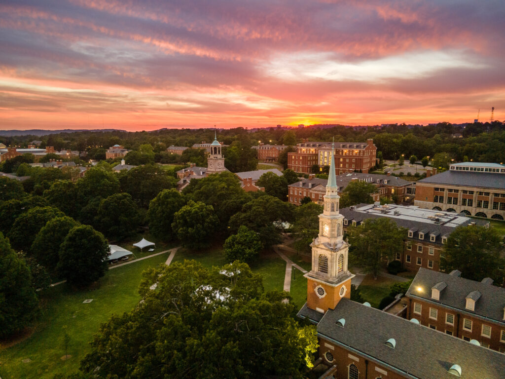 NEW IN: Samford among the top universities in the nation