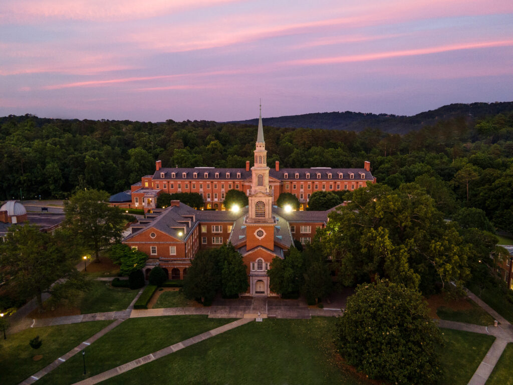 Samford University is best in the nation for student engagement