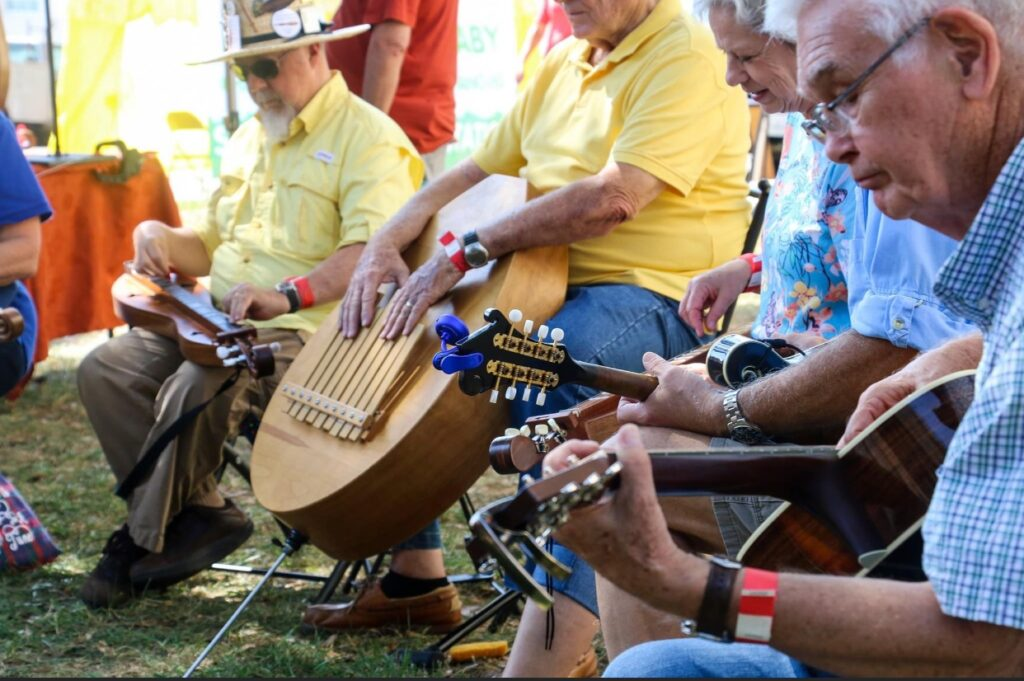 5 events for the best live Bluegrass music in Alabama