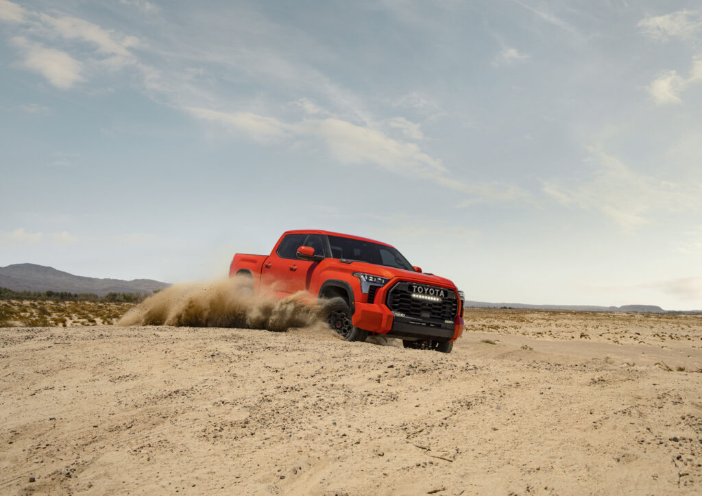 Toyota Alabama to be sole North American producer of new Toyota Tundra engine