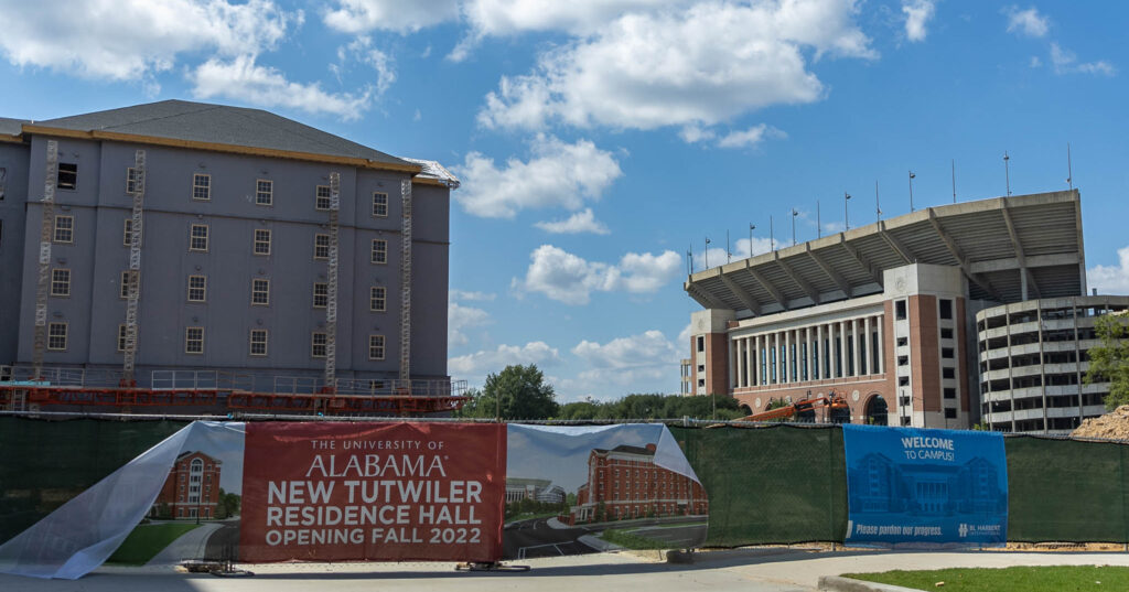 3 developments coming to the University of Alabama, including the New Tutwiler
