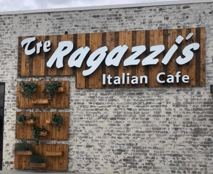 NOW OPEN: Tre Ragazzi's new location at the Gadsden Mall