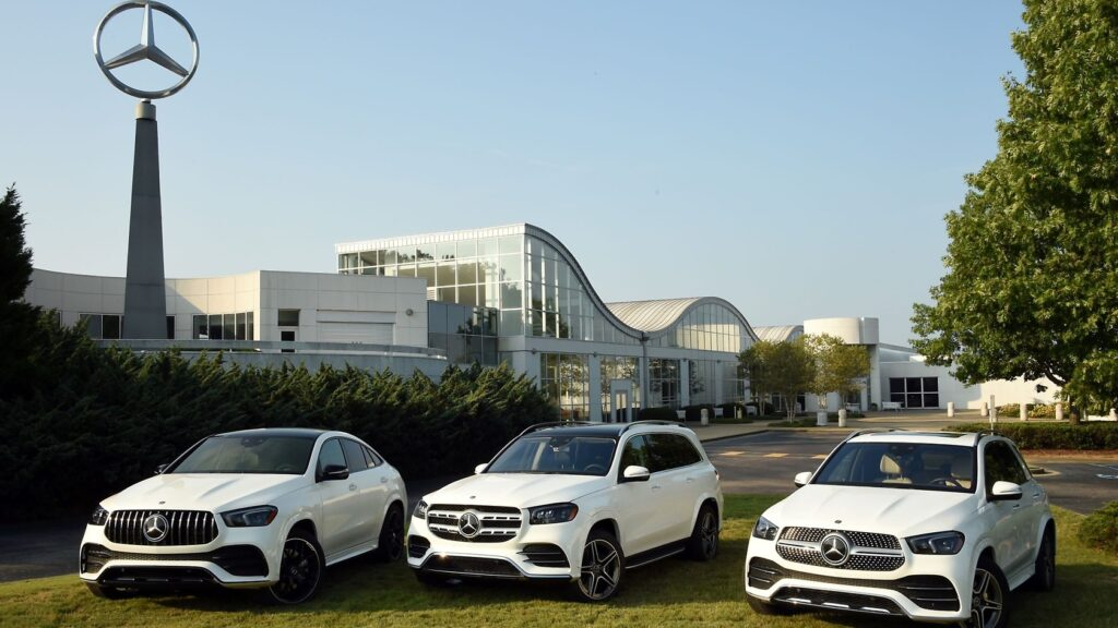 Mercedes heating up the job market with hundreds of new production jobs—learn more